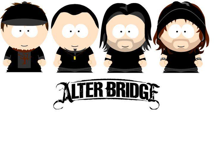 alter bridge tattoos - Google Search                                                                                                                                                                                 More