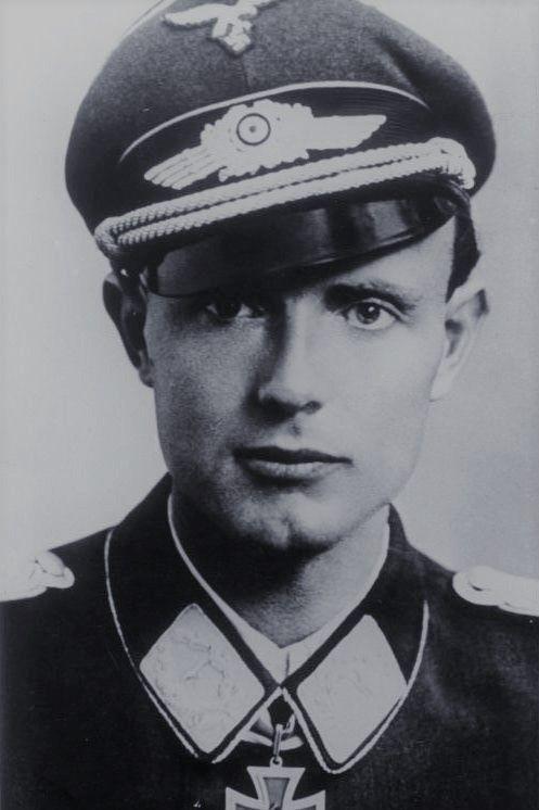 Hauptmann Ferdinand Foltin (1916-2007), Kommandeur II./Fallschirmjäger Regiment 3, Ritterkreuz 09.06.1944