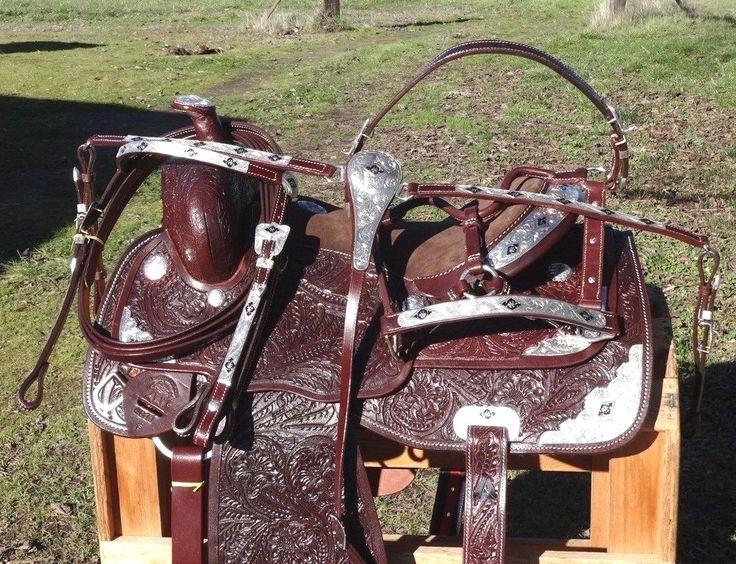 Navajo saddle set <3