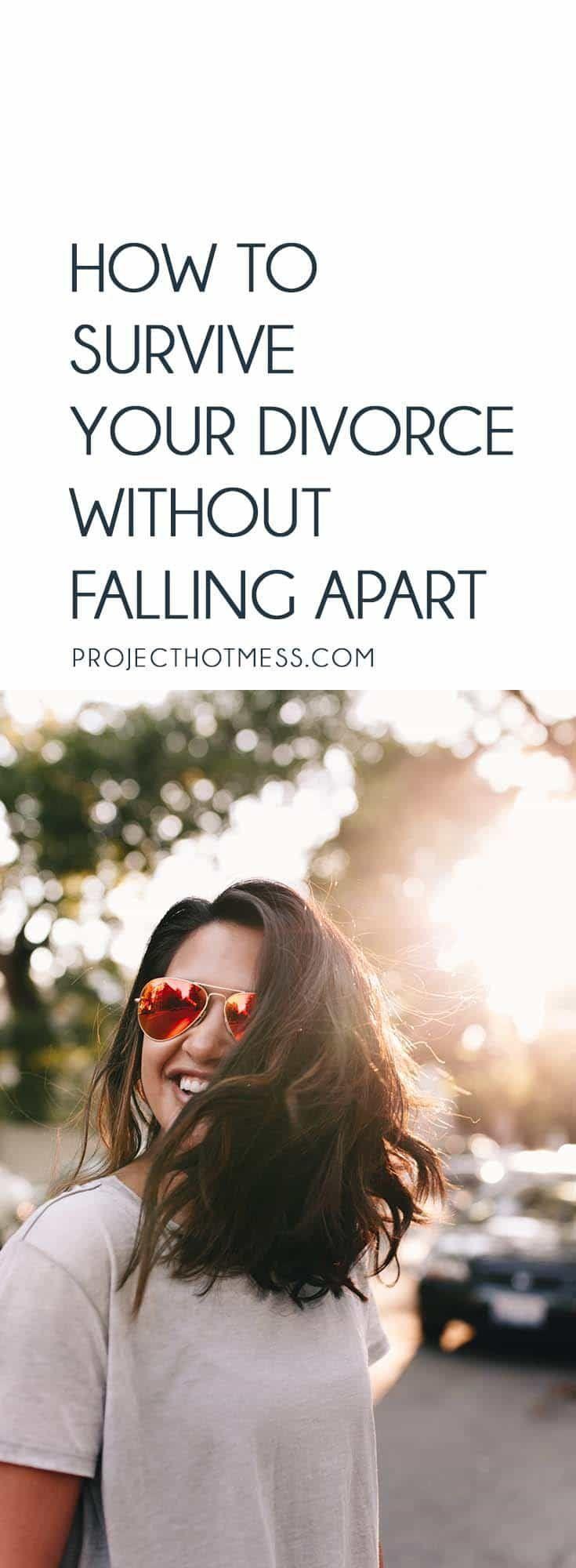 Como sobreviver ao seu divórcio sem cair aos pedaços   – Marriage Problems