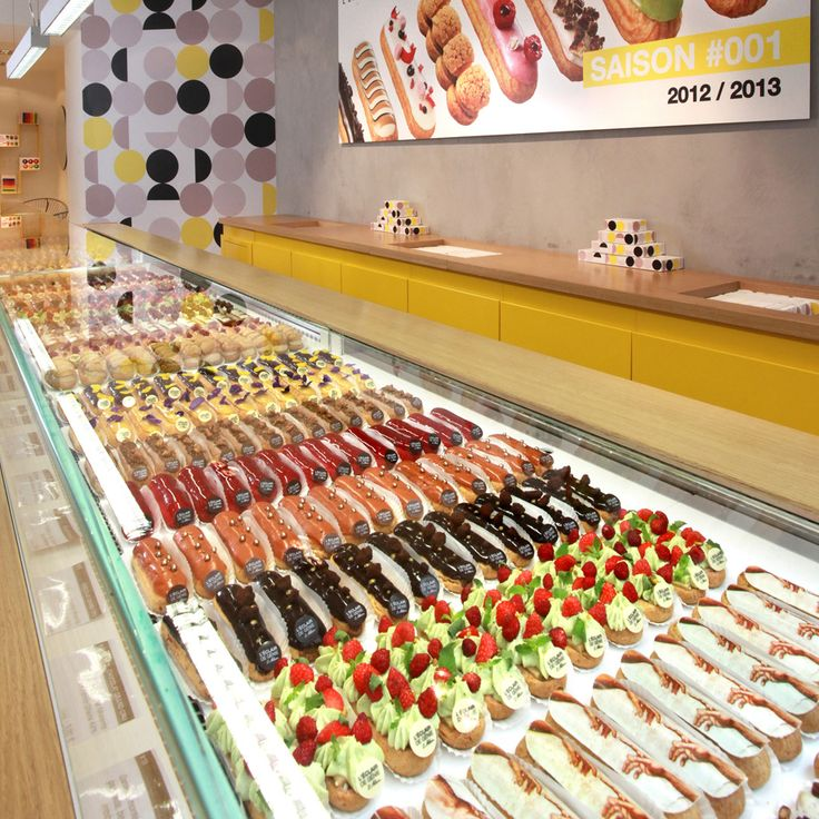 If you haven't visited l'eclair de genie yet, make sure you put it on your list for your next trip to Paris.