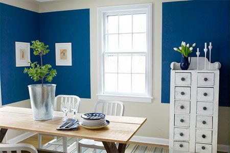 Photo: Wendell T. Webber   thisoldhouse.com   from How to Use Paint to Mimic the Look of Trim