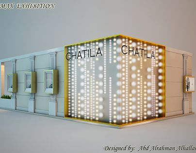 """Check out new work on my @Behance portfolio: """"Stand exhibition for CHATILA Jewelery ..."""" http://be.net/gallery/53320961/Stand-exhibition-for-CHATILA-Jewelery-"""