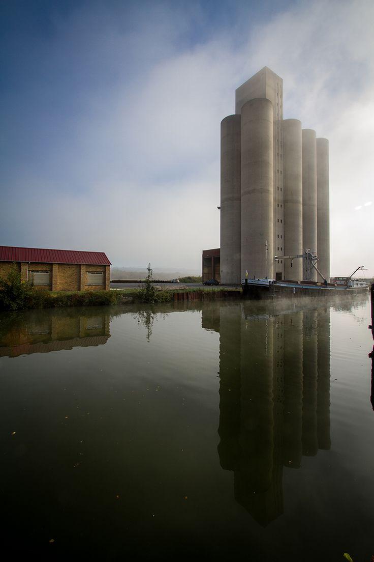 grain silo /FRANCE 2011