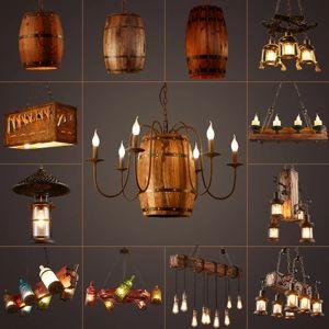 чердачные лестницы Промышленный дизайнер лампы американский стиль кантри ресторан спальные бар Continental ретро элегантные люстры _ поиск Taobao