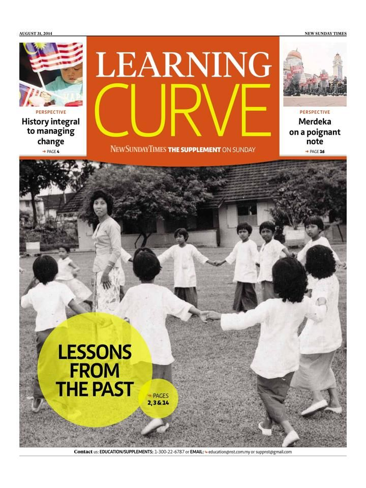 A glimpse of the #education   scene in #Malaya  / #malaysia  :  the pre-Independence and early #Merdeka   days. Find out more at: http://www.nst.com.my/node/28461