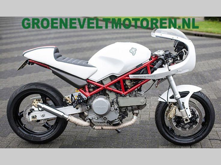 Ducati Monster 620 caferacer