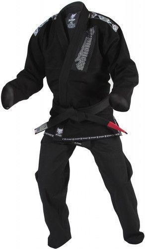 Gameness Pearl Jiu Jitsu Gi Black bjj Kimono MMA Judo Grappling | eBay