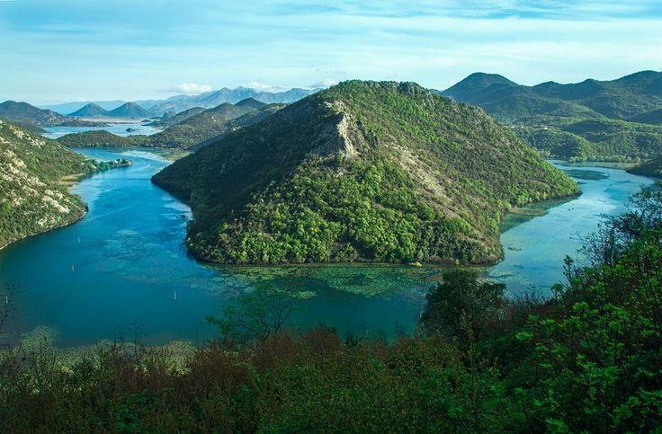 Река Црноевича, Черногория Rijeka Crnojevica, Crna Gora