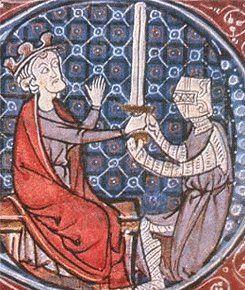 Grevinnan Johanna av Flandern ska ha stridit och fört befäl från hästryggen under inbördeskriget i Bretagne på 1340-talet. Kan vi tro på de uppgifterna, och kan vi i så fall se henne som riddare? www.kvinnligakrigare.se