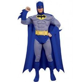 Muscle Chest Batman Brave and Bold Costume  : Get It On Fancy Dress Superstore, Fancy Dress & Accessories For The Whole Family. http://www.getiton-fancydress.co.uk/tvmusicfilm/superheros/batmanrobin/musclechestbatmanbraveandboldcostume#.Uuuhhvsry10