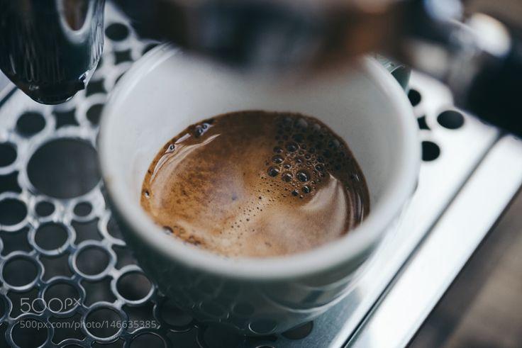 Delicious morning espresso by AnastasiaBelousova