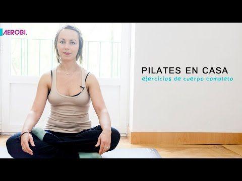 Pilates en casa: ejercicios de cuerpo completo | Salud
