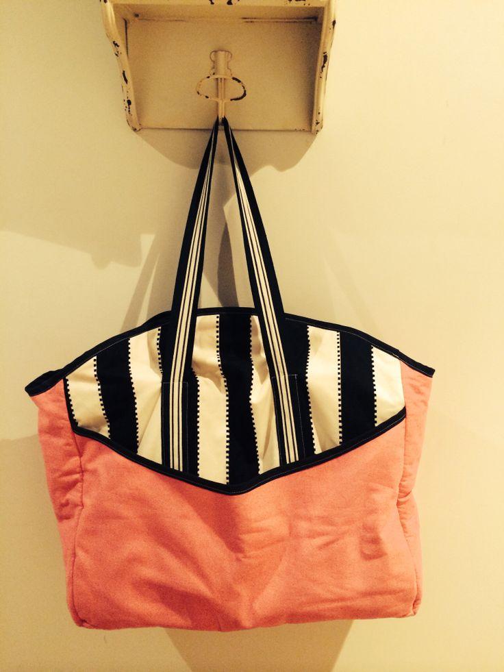 Beach bag, March 2014