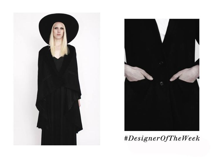 #DesignerOfTheWeek: Andrea Urquizu.  - Andrea Urquizu is an argentinian fashion designer. AU is greatly influenced by the music world, which acts as the inspiration for each collection and lends elements to the design. The brand distinguishes itself by the way it uses embroidery as part of the design structure -  Discover more of AU stunning designs: www.etniico.com #Fashion #Designer #Style #Etniico #Design #Argentina #Exclusive