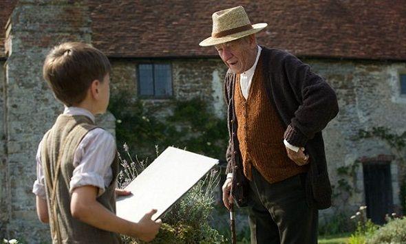 Primera imagen de Ian McKellen en 'Mr. Holmes' de Bill Condon