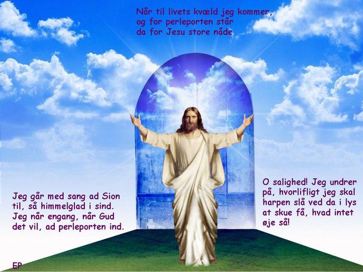 Jesus er døren!