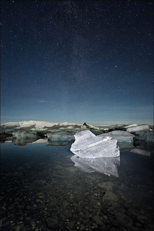 Jokulsarlon, Iceland,