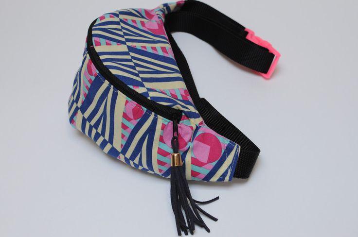 #fanny pack, #bum bag, Nerka, saszetka - mCelestini - Saszetki i nerki
