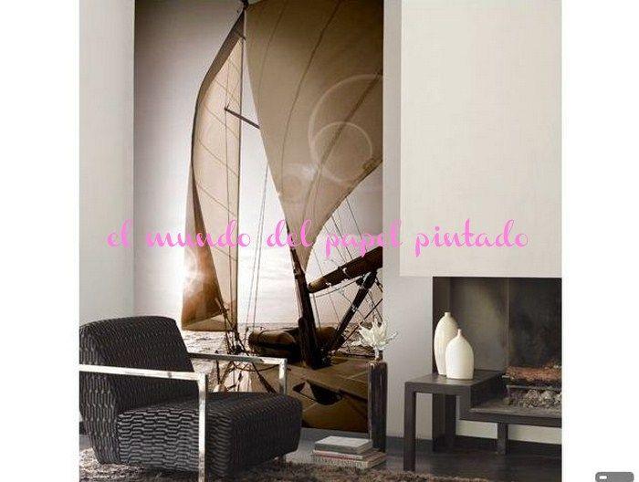 MARINA Nuestras casas se inspiran y se adentran en el mar con la fuerza de una decoración con notas náuticas.