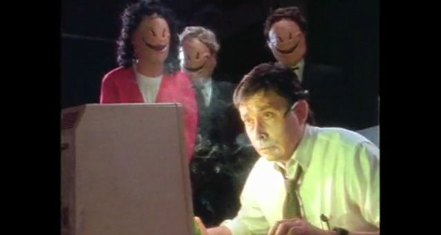 The Church of the SubGenius Commercial for MTV (1991)