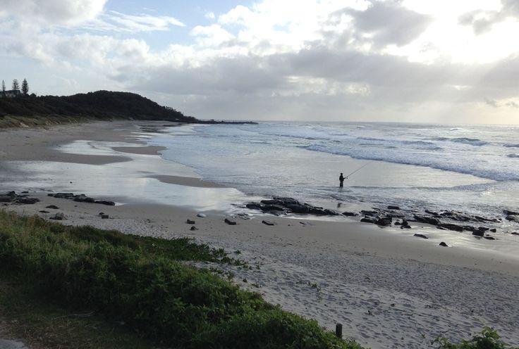 Early morning, Shelley Beach, Ballina