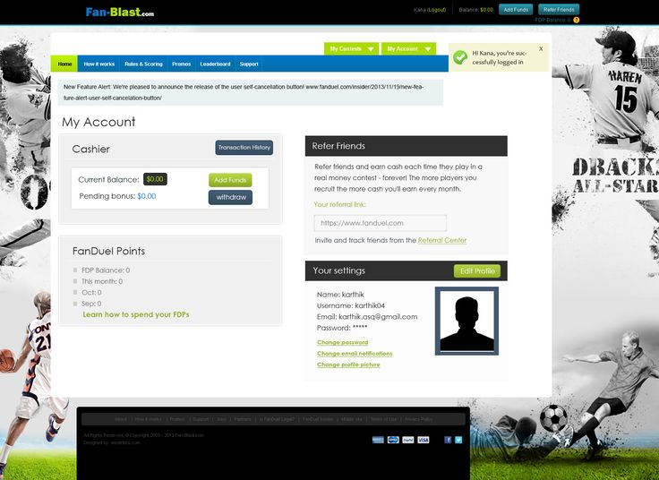 Online Football Game Application-ASCENTEQ