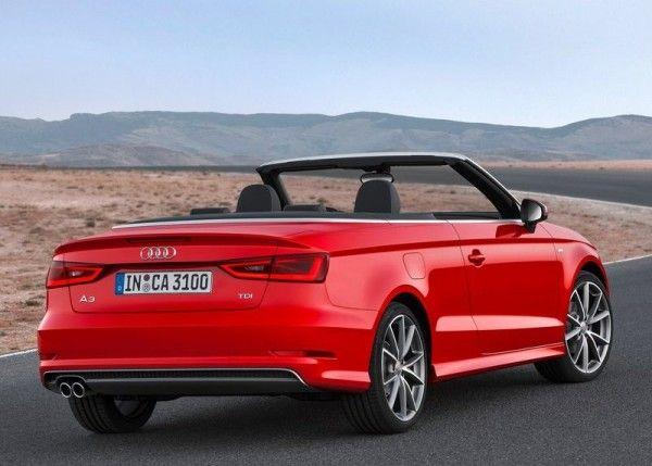 2014 Audi A3 Cabriolet Reds View 600x429 2014 Audi A3 Cabriolet