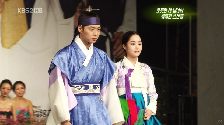 Sungkyunkwan Scandal (Hangul: 성균관 스캔들) is a 2010 South Korean fusion historical drama about a girl who disguises herself as a boy while attending Sungkyunkwan, the Joseon Dynasty's highest educational institute, where no women were allowed. Directed by Kim Won-seok and written by Kim Tae-hee based on Jung Eun-gwol's bestselling 2007 novel The Lives of Sungkyunkwan Confucian Scholars, it stars Park Yoochun, Song Joong-ki, Yoo Ah-in, and Park Min-young. It aired on KBS2 for 20 episodes. 박유천과…