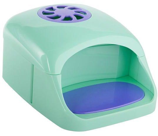 Pottery Barn Teen Splendid Spa Nail Dryer, Yuca With Purple