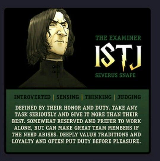 25 best images about Istj on Pinterest | Personality types, Spock and Facts
