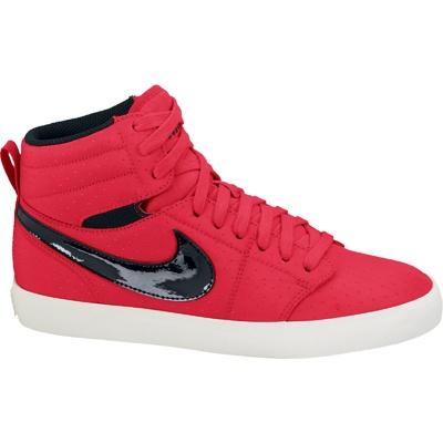 Baskets Hally Hoop montantes femme Nike - Rose- Vue 1