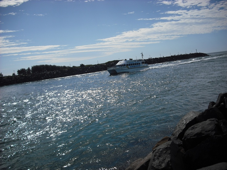 Forster NSW. I caught my first bream near an oyster lease in these waters when I was 6YO. almost 2 kg, so it was a big one.