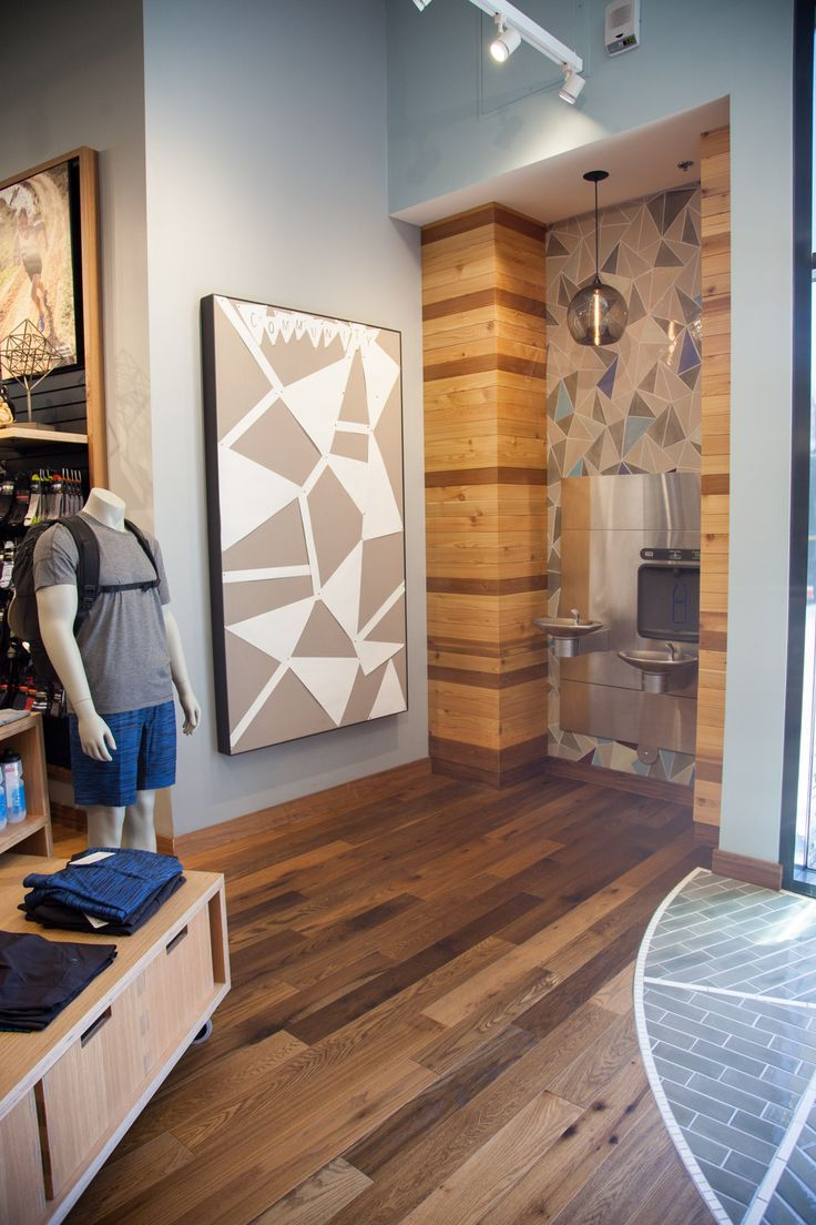 253 best tile commercial spaces images on pinterest hexagon subway tile and fish scales for lululemon temecula ca artisan tile company hand made dailygadgetfo Image collections