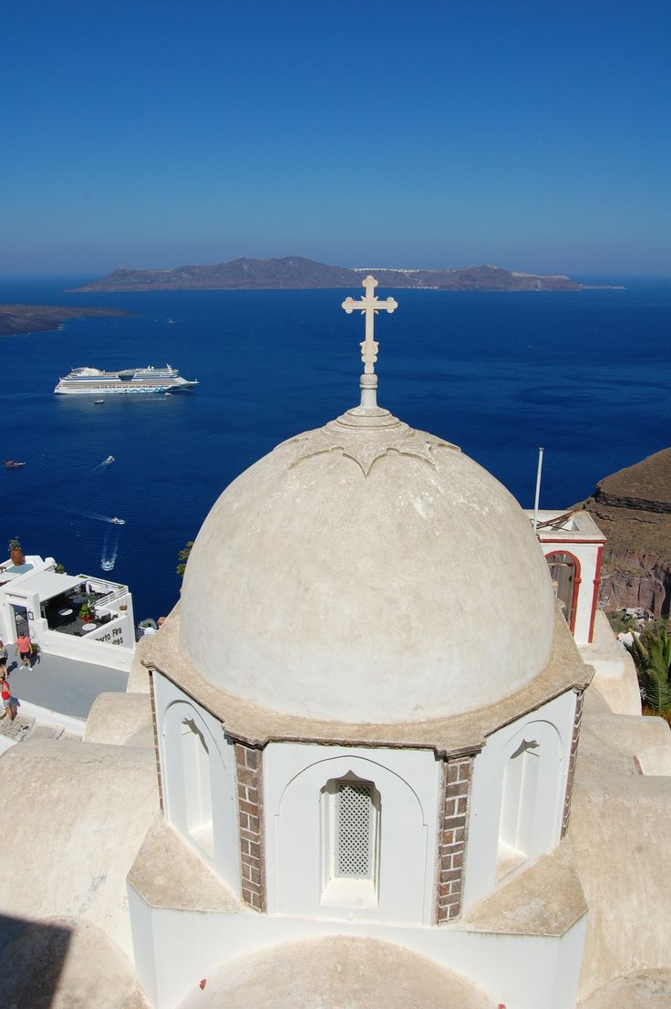 Infinity Blue... Going to Santorini? Get some great #discounts in local markets! Click ➲ http://j.mp/DiscountsSantorini.  #Santorini, #Greece