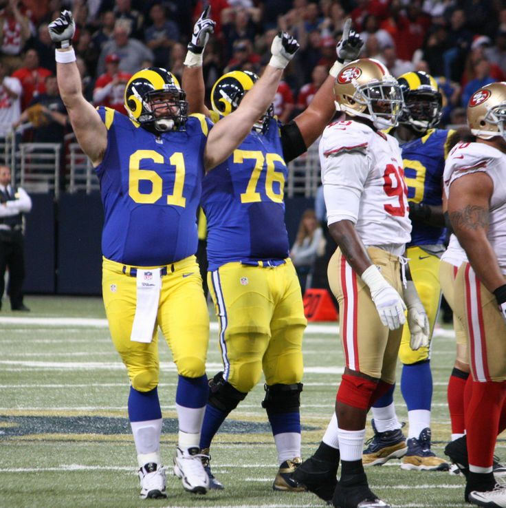 #MizzouMade St. Louis Rams OL Tim Barnes