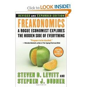 Freakonomics - love their podcast