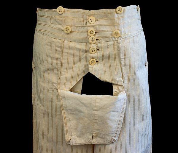 Regency trousers