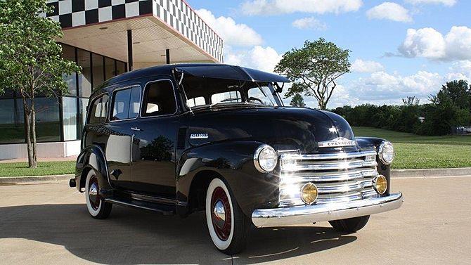 1950 Chevrolet Suburban | Mecum Auctions