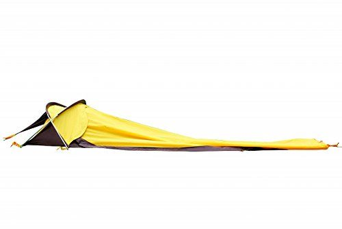 GEERTOP Ultralight 1Person Waterproof Personal Bivy Tent  Fast Easy Setup  Only 2 Pounds 2 Ounces Yellow -- Find out more about the great product at the image link.