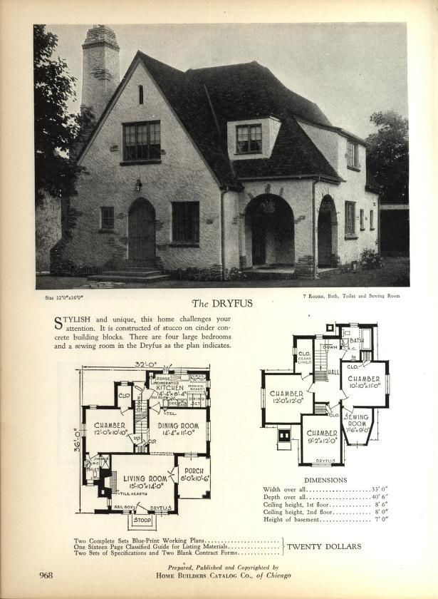 252 best house plans 1900 1930s images on pinterest vintage home builders catalog plans of all types of sm malvernweather Image collections