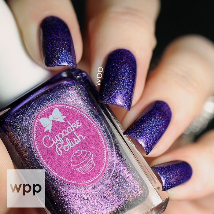Piggieluv Freehand Stairway To Heaven Nail Art: Cupcake Polish Queen Collection Swatches And Review (With