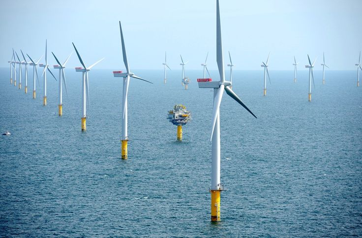 America's first offshore wind farm launched with GE turbines twice as tall as the Statue of Liberty - Business Insider Nordic