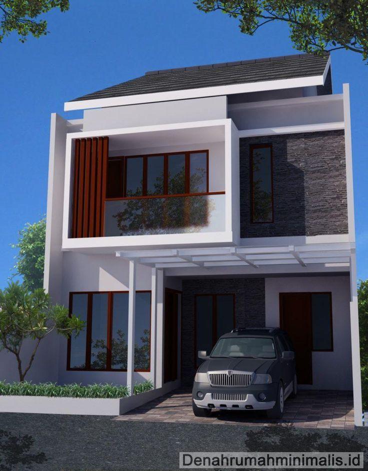 Desain rumah minimalis 2 lantai 2016