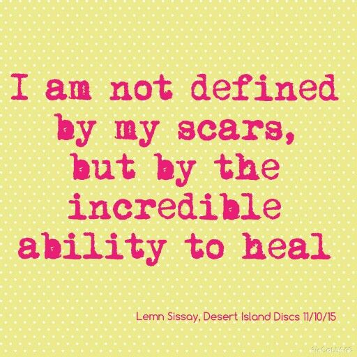 Quote of the day! Lemn Sissay, Desert Island Discs 11 October 2015