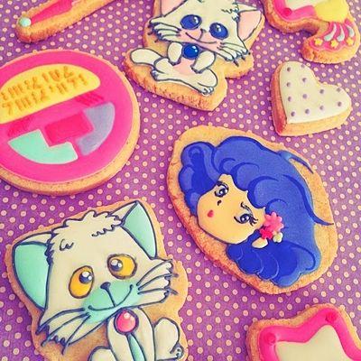 待受にしたいスイーツアート♡!KUNIKAさんのBarbieクッキーが可愛すぎる♡ (2ページ目) MERY[メリー]