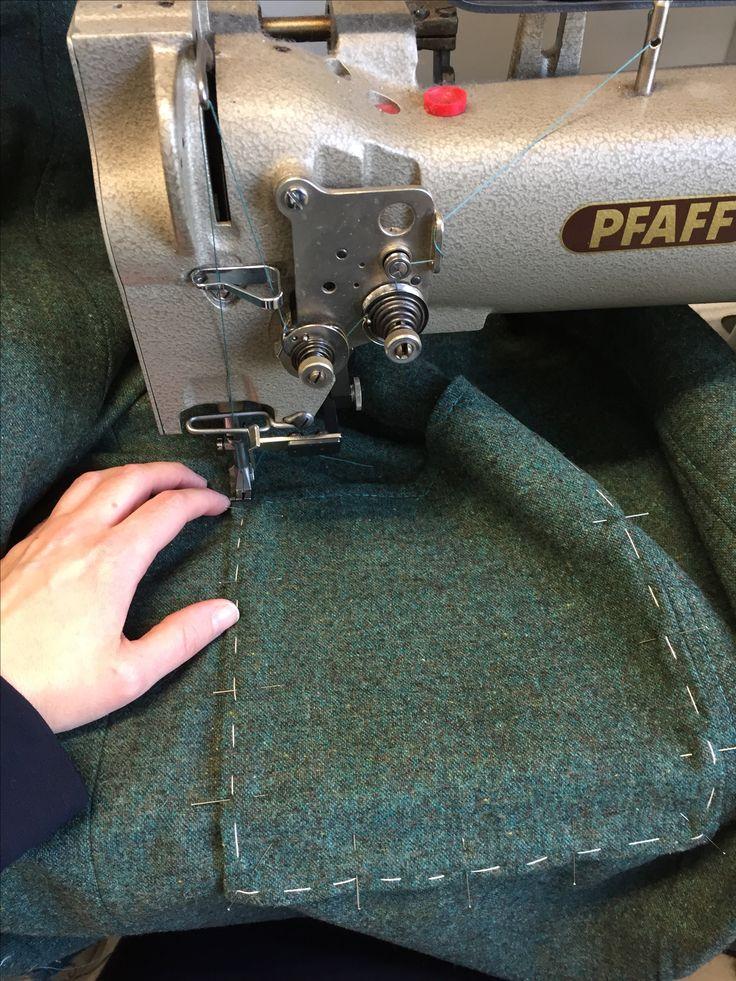 Reliefbyjunker.dk Wool coat.