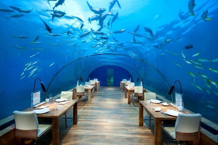 10 ongewone restaurants die je moet zien om te geloven