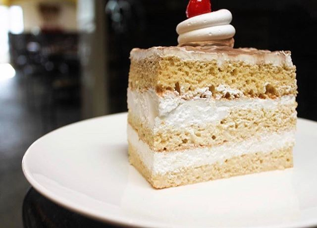 HAPPY WEDNESDAY! Satisfy your sweet tooth with our #treslechescake 🍰🍰🍰 #elzaraperestaurant #imperialbeachlocals #sandiegoconnection #sdlocals #iblocals - posted by El Zarape Restaurant  https://www.instagram.com/elzaraperestaurant. See more post on Imperial Beach at http://imperialbeachlocals.com