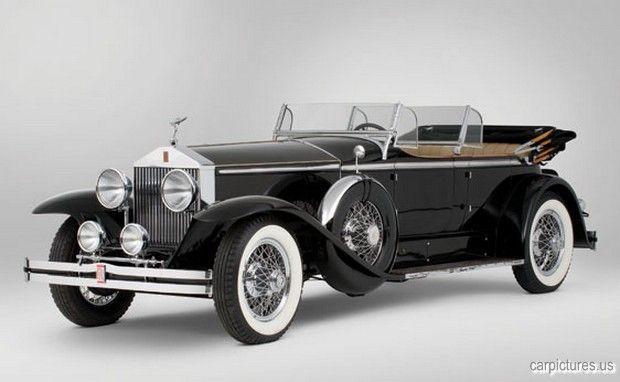 1929 Rolls-Royce Phantom I Ascot Sport Phaeton